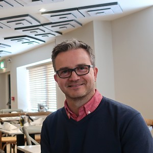 Stuart Jones: Speaking at the Restaurant and Bar Design Show