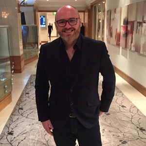 Chris Conchie: Speaking at the Restaurant and Bar Design Show